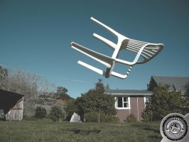 Chair in the Air 7 by NewWorldPunk