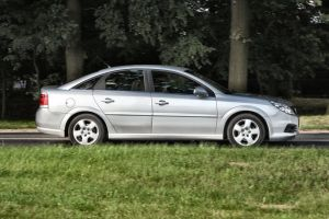 Opel Vectra C by Abrimaal