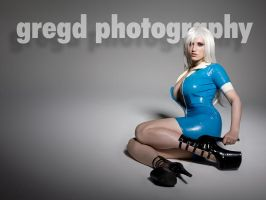 Electric Blue Wallpaper by gregd-photography