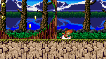 Sonic SatAm The Fan Game V1.9: Azure Lake Demo by ClassicSonicSatAm