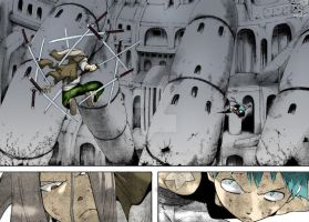 Black  Star Vs Mifune