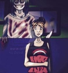 Jeff the killer  Don't look at ago by ZerinZ
