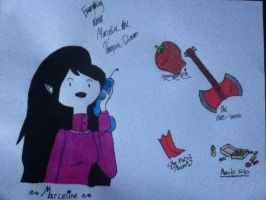 Everything About Marceline by ProsperingMinds