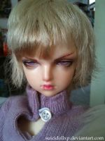 Eden new faceup by suicidollxp