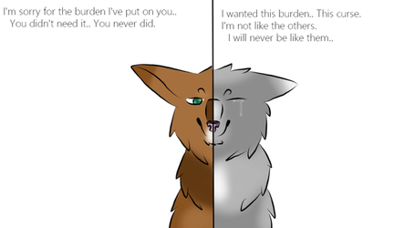 Difference Between by Sirenpaw23