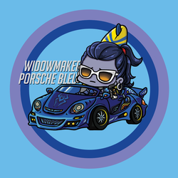 Widowmaker by Agito666
