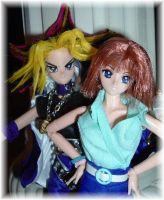Yugi x Tea 11' VOLKS Dolls by SetsunaKou