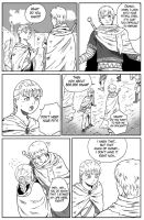 Snow and Sand Romance Ch 4 Pg 1 by ferryo
