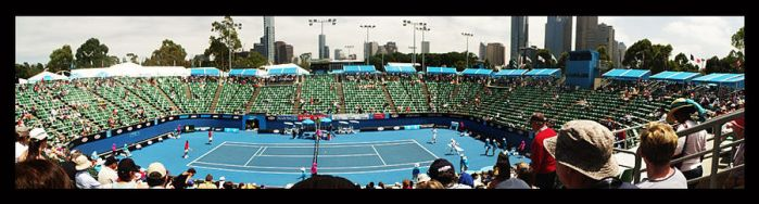 Australian Open 2010 - 1 by Lilithia