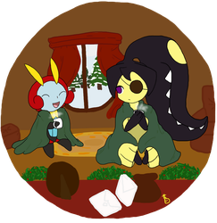 SS: hot cocoa by HachiLock