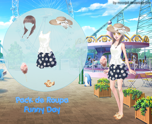 Amor Doce - Pack de Roupa Funny Day by moonjell