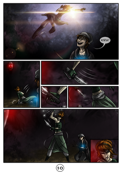 TCM: Volume 5 (pg 10) by LivingAliveCreator