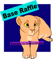 Raffle: Laying Cub Base- Closed by oCrystal