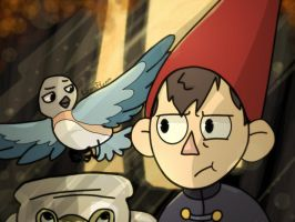 Wirt And Beatrice by LenaFlynn