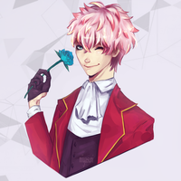 Saeran (Ray) by freekarasunoninja