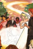 HPartProject WIP- The Wedding by quidwitch