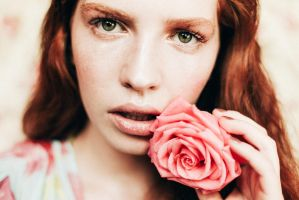 S rose I by blooding