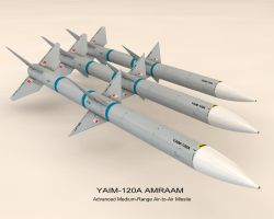 AIM-120 AMRAAM Completed by 2753Productions