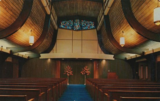 Vintage Texas - W. W. Rix Chapel by Yesterdays-Paper