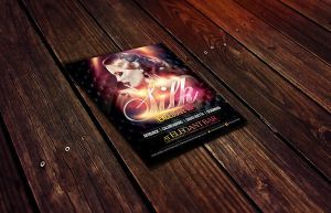 Silk Poster/Flyer Template by Dannygdesigns