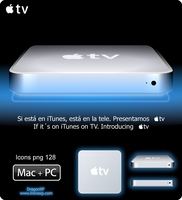 Apple TV by DragonXP