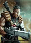 Cable by Robert-Shane