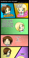 APH: Everyday With Poland by CenaFenrier