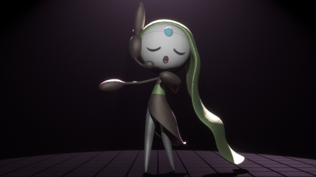 Meloetta's Relic Song by TheAdorableOshawott
