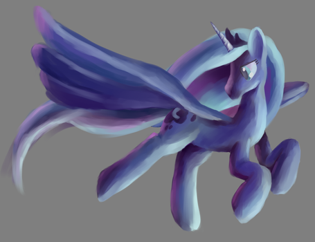 Yet another generic luna by khyperia
