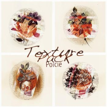 Texture pack 03- Poicie by kateGraphics