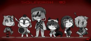 Squadron 80 by Funkchen-Sparky