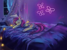 Sweet dreams by Xjenn9