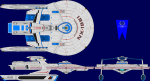 USS Gadget Hackwrench Prototype Multi-View by captshade