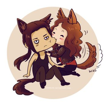 Person of Interest - Root and Shaw CHOMP by Maarika