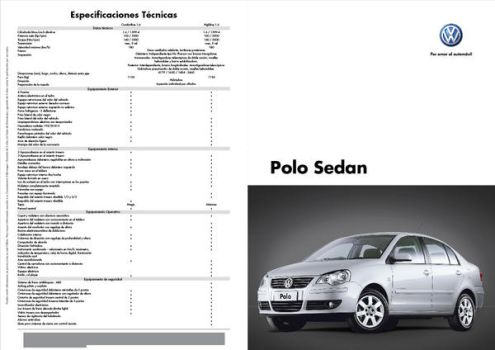 VW Polo brochure ext by hotpixel69
