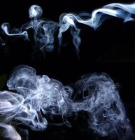 Smoke Stock X by Melyssah6-Stock