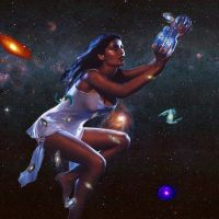 Giantess Laetitia - Another Galaxy For Collection by Titanesas