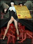 Goetia Girls: Devil Girl Contract by GHOSTCROW1
