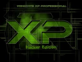 Windows XP Hacker Wallpaper by Stifler41
