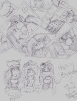 +Happy Belated Bday Rie+ by Kagomesweetheart101