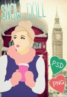 +Snow Doll. by MichySwag