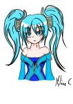 Sona sketch by Mylene-C