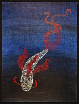 Abstract Tribal: Koi by chibiwonder