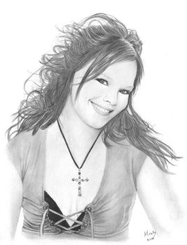 Anette Olzon - Nightwish by Mirally
