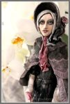 Bloodborne plain doll sculpture Finished by Hollow-Moon-Art