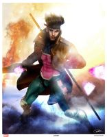 GAMBIT by Phillip-Nelson