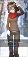 Tda Winter Anna Download by SnowGirl1548