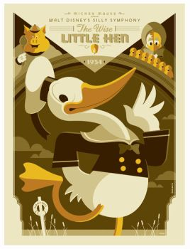 mondo: wise little hen variant by strongstuff