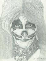 Peter Criss by GuitarWars
