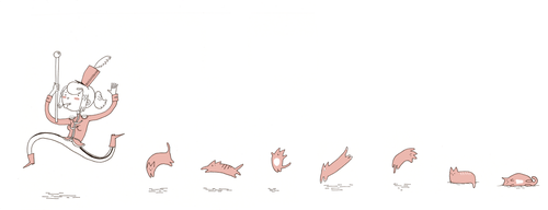CAT PARADE by dolle
